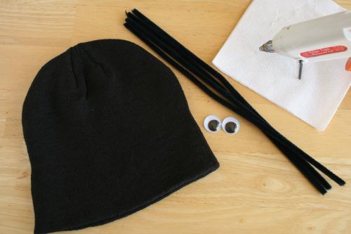 Spider-Hat-Supplies