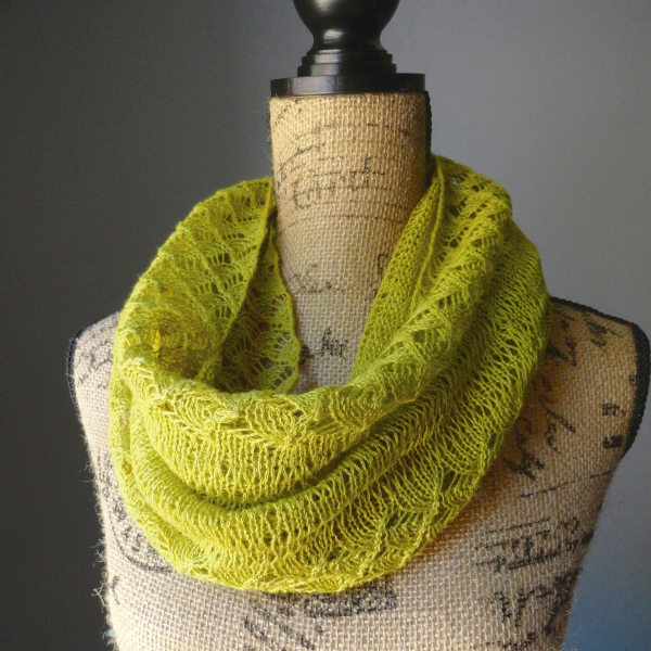 6 Spring Knit Scarf Patterns You Can Make Make And Takes