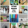 Star Wars Kids Crafts May the 4th