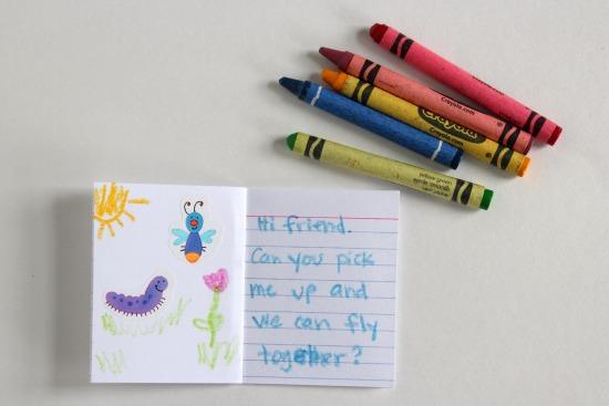 Sticker Story Starters Kids Craft