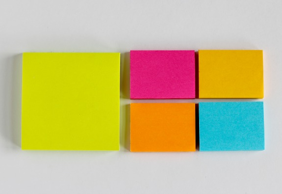Sticky Note Window Picture Supplies
