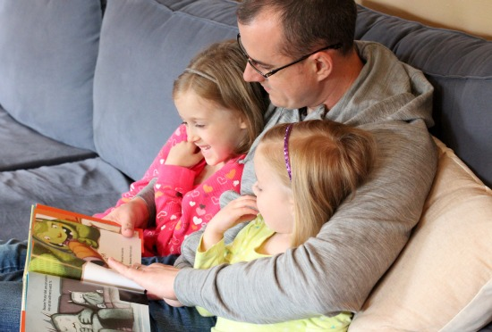 Storytelling with Dad