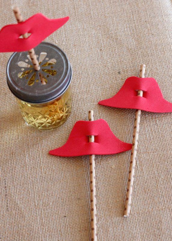 Straw Craft Paddington Bear Hats