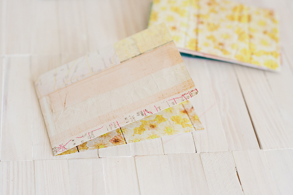 Summer Mini-Album from a Vintage Book Cover by Francine Clouden for Make and Takes-3