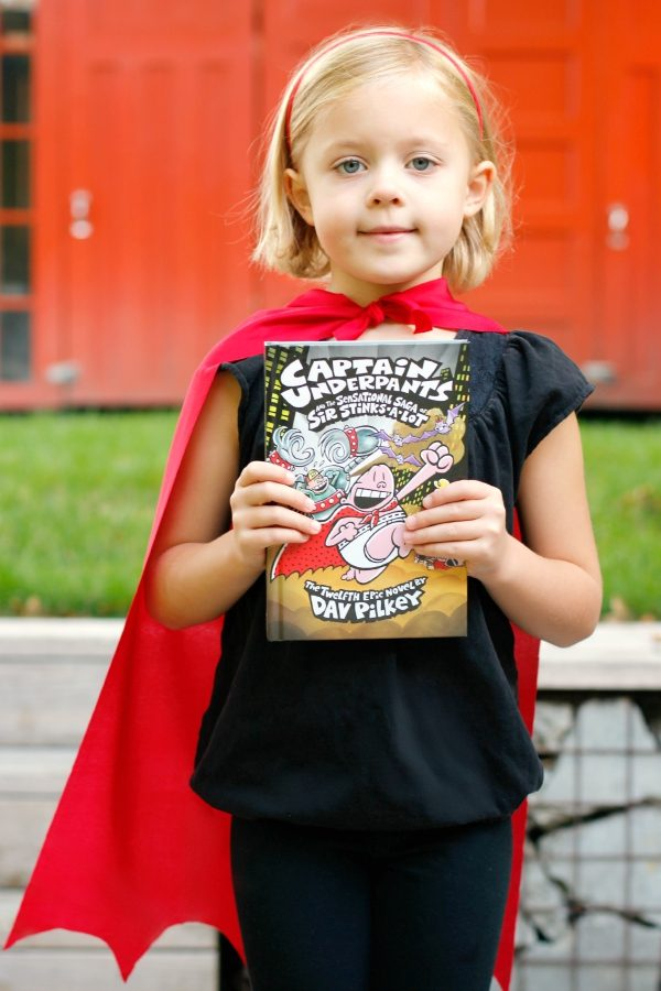 Superhero Kids Cape DIY Tutorial