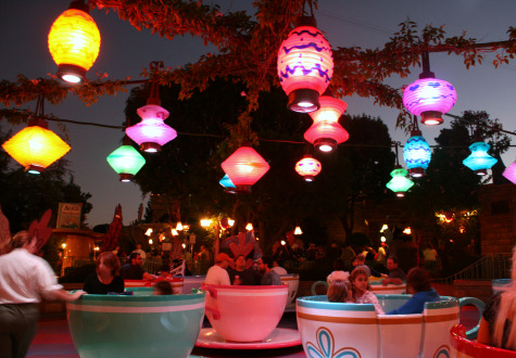 Tea Party Lights