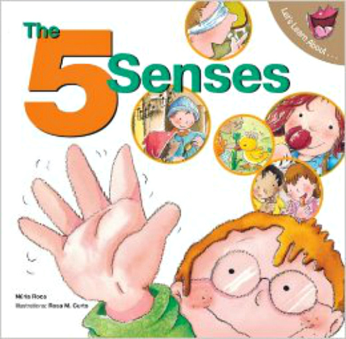 The 5 Senses by Nuria Roca