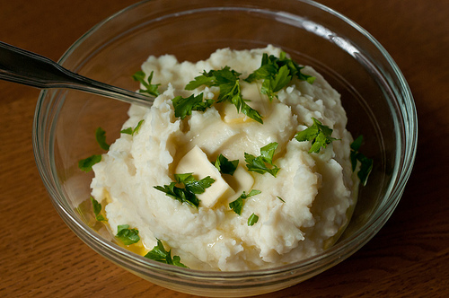 The Best Mashed Potatoes You'll Ever Make