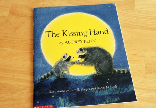 Make Your Own Kissing Hand Make And Takes