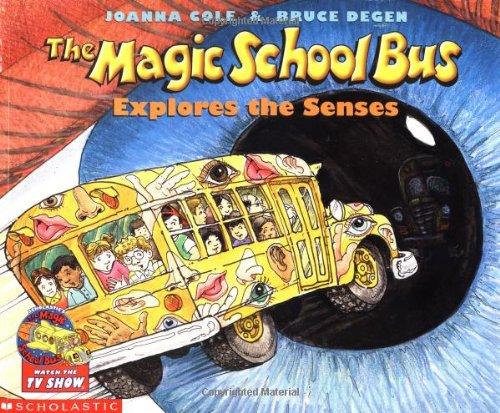 The Magic School Bus 5 Senses