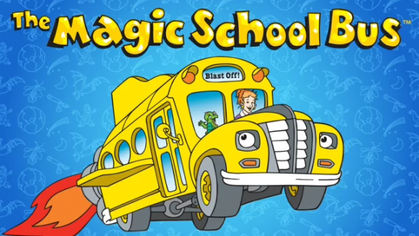 The Magic School Bus Show on Netflix