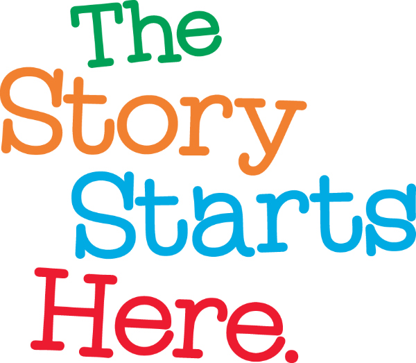 The Story Starts Here Scholastic Books