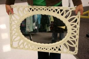 Thrifty Mirror