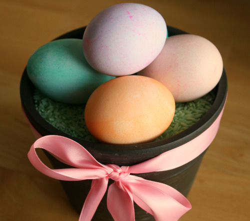 3 Simple Tips for Coloring Eggs at Easter