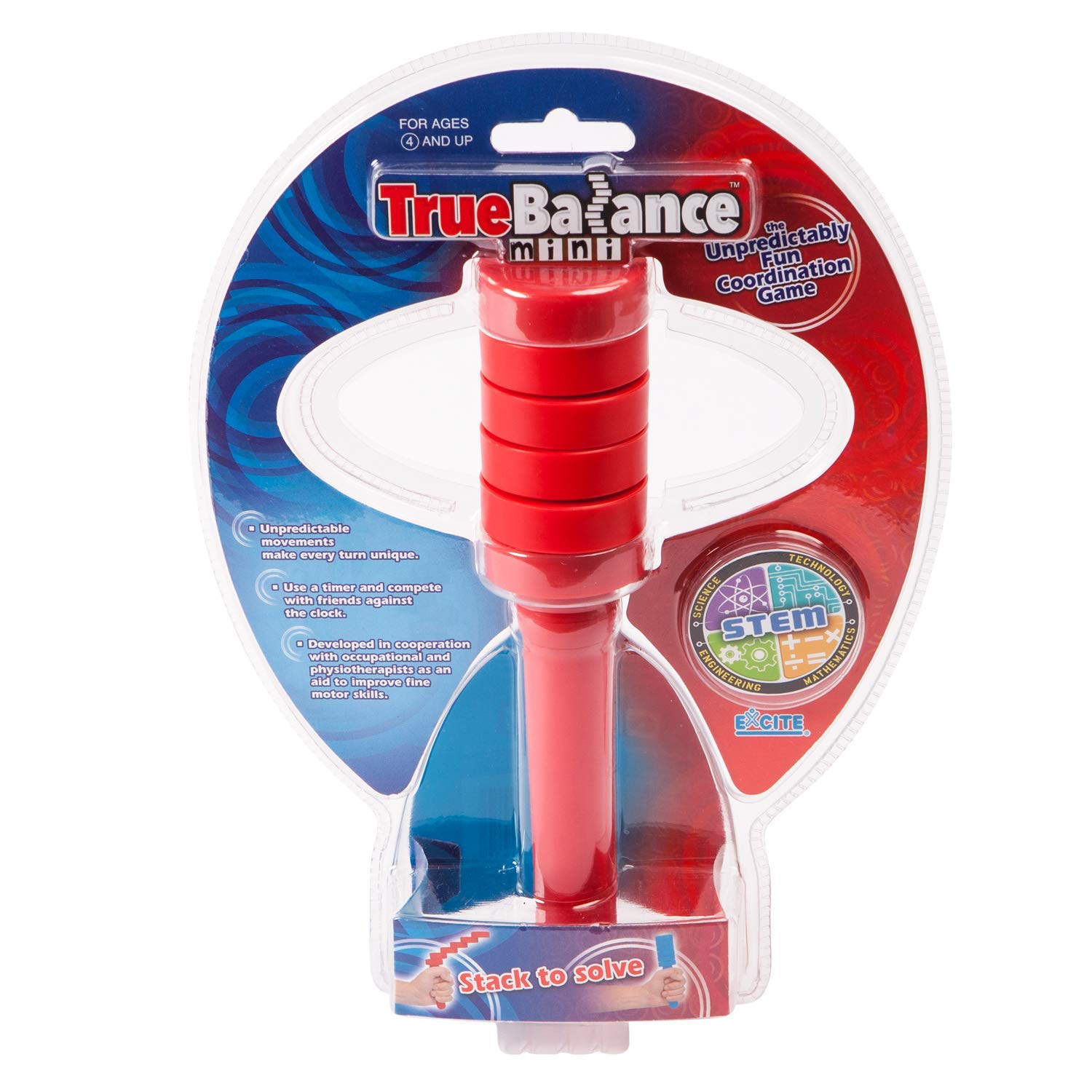 TrueBalance Coordination STEM Toy