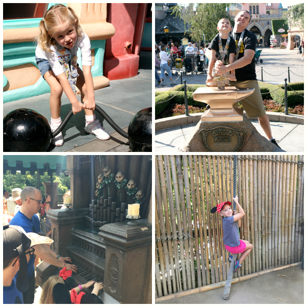 Try out all the Silly Things at Disney Parks