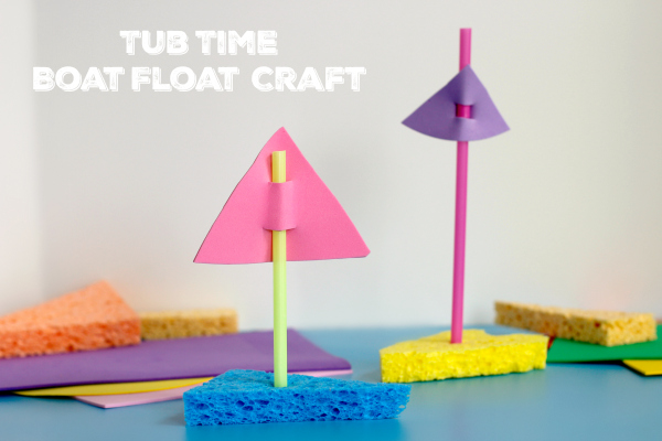 Tub Time Boat Float Craft
