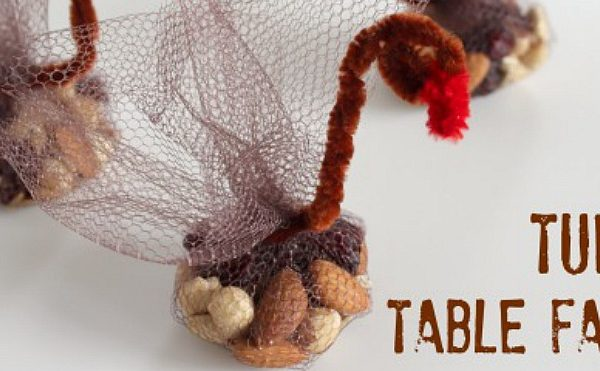 Turkey-Table-Favor