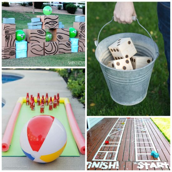 15 Outdoor Games for Families