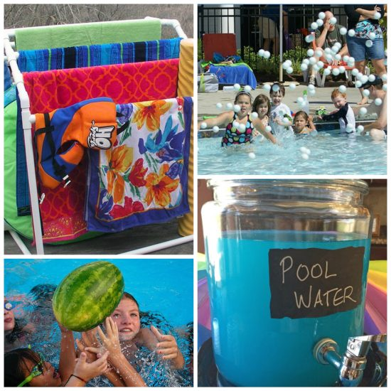 22 Summer Pool Party Ideas