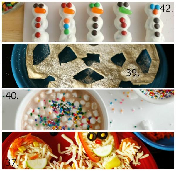 Winter Food Crafts