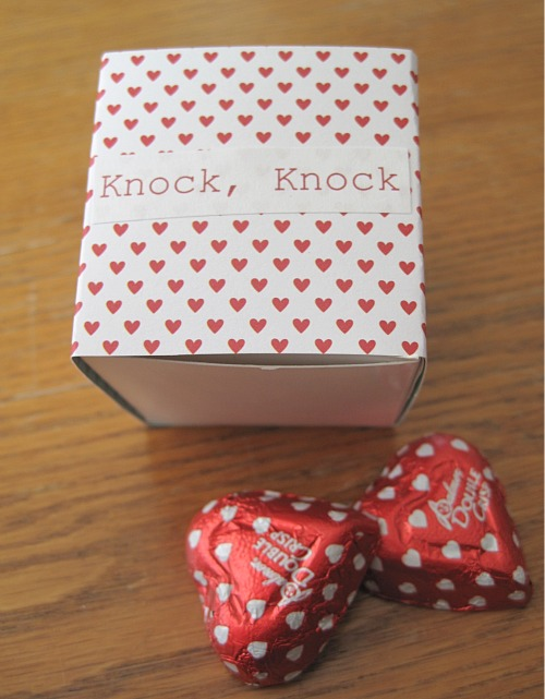 Knock Knock Jokes for Your Valentine