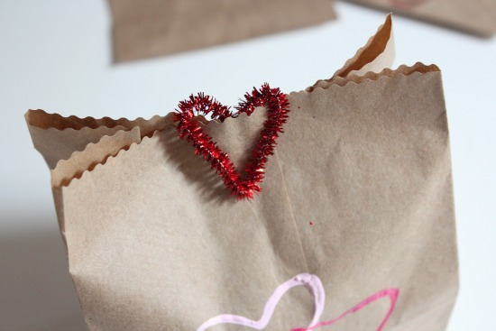 Valentine's Day DIY Gift Bags makeandtakes.com