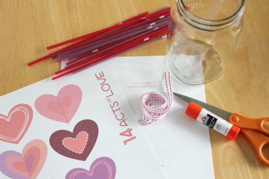 Valentine's Day Free Printable and Activity