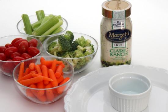 Veggie Bar Toppings