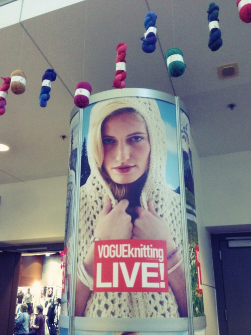 Vogue Knitting Live Seattle