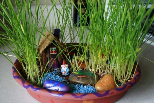 Enchanted Fairy Garden Kit Usadress