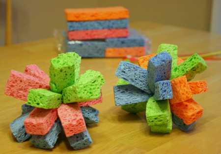 Water Sponge Toys