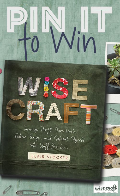 Wise Craft Blog Pin it to Win it Contest