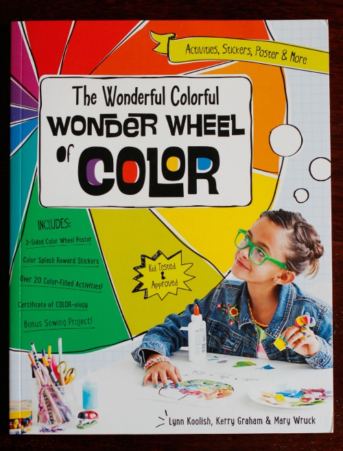 Wonder Wheel of Color book