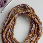 Chain Stitch Necklace