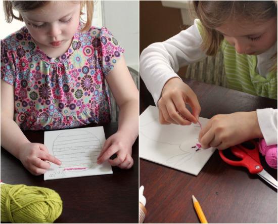 Yarn Art for Kids
