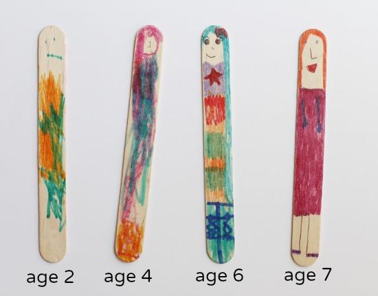age 2 through 7