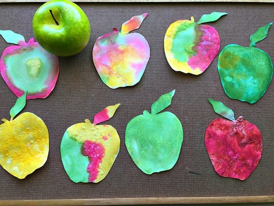 Fizzy Apple Craft