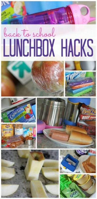 Lunchbox Hacks