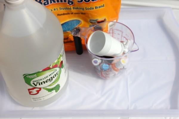 baking soda science for preschoolers