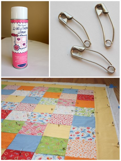 Quilt Along Series: Sewing the Quilt Together | Make and Takes : best batting for machine quilting - Adamdwight.com
