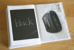 black-color-book