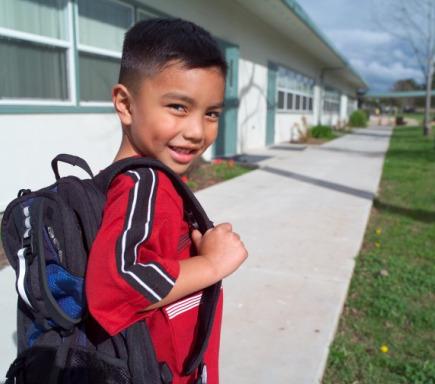 boy backpack