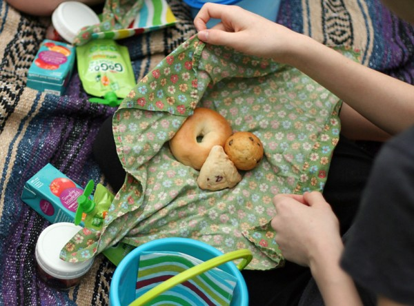 Have a Breakfast Picnic