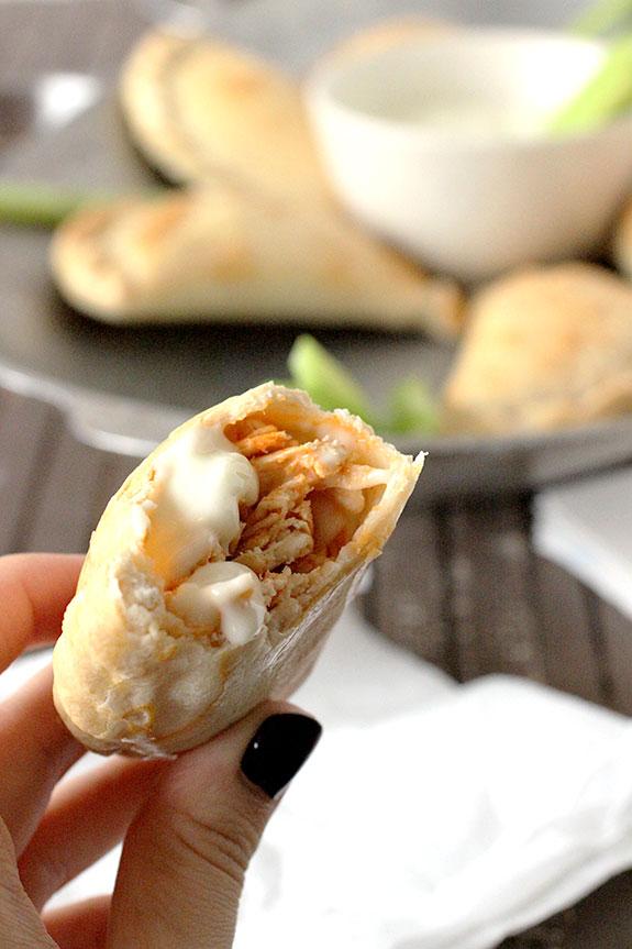 Chicken Empanadas Appetizer