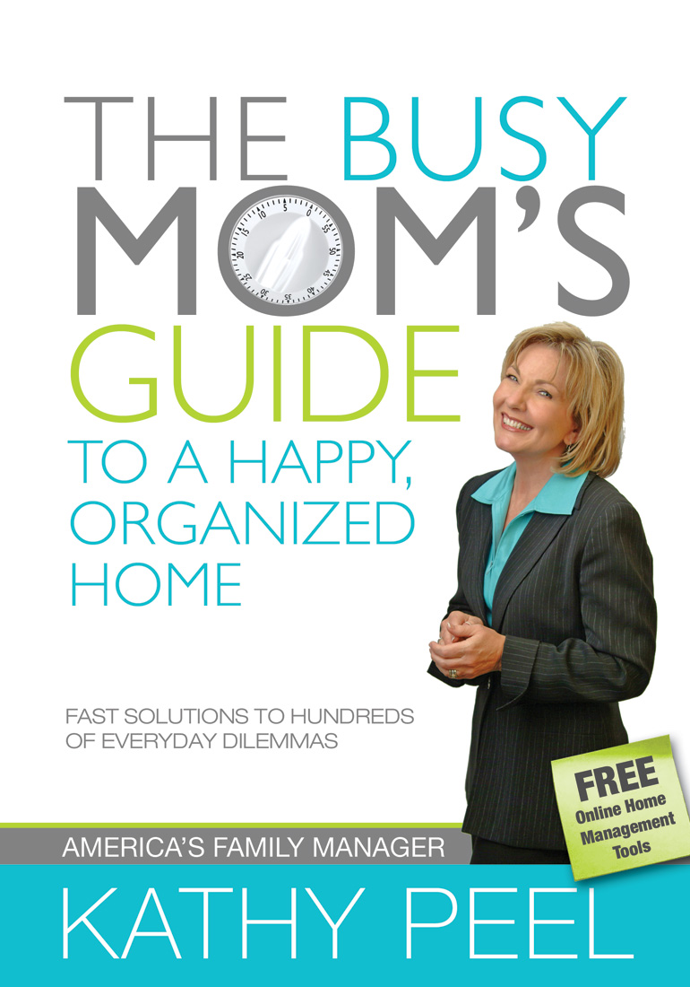 Busy Moms Guide Book
