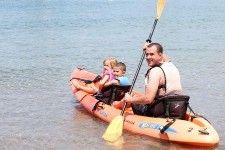 Catalina Kayaking