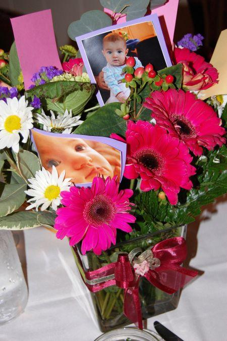 Flower Table Center Piece