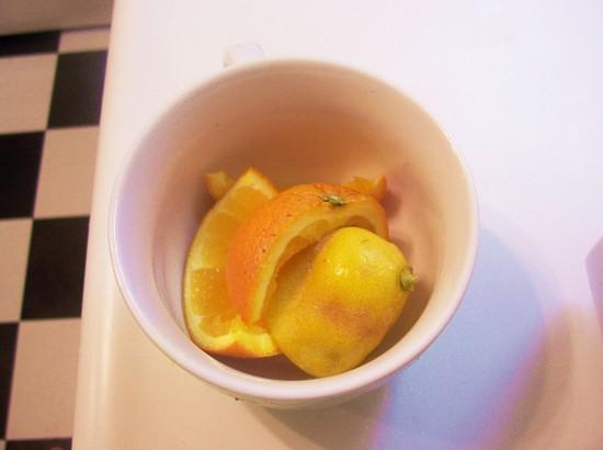 Citrus Microwave Hack