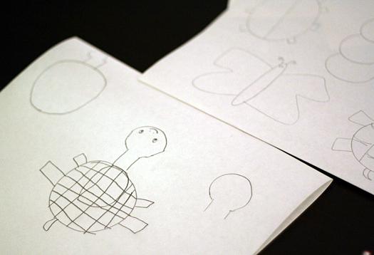 climbing-critters-drawing
